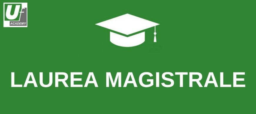 Laurea Magistrale in Filologia Moderna