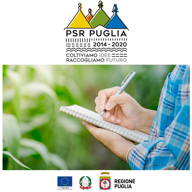 PROGRAMMA DI SVILUPPO RURALE PSR 2014–2020 – PUGLIA
