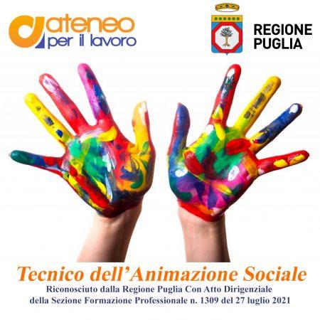 TECNICO DELL'ANIMAZIONE SOCIALE